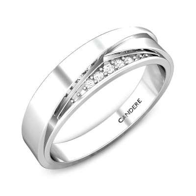Beauty Platinum Band for Her