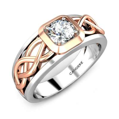 Rayna Diamond Wedding Ring For Her