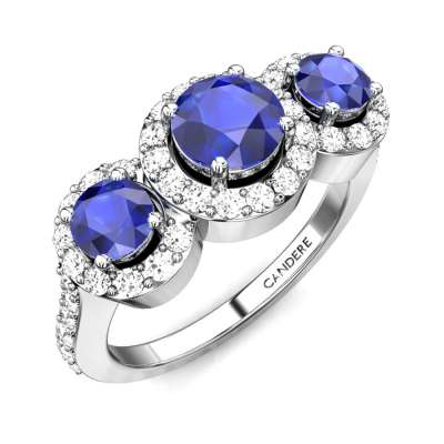 Magnificent Sapphire Ring