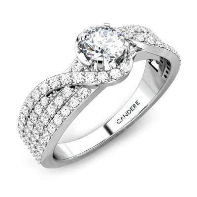 Adrianna Diamond Engagement Ring