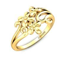 Larrissa Gold Ring