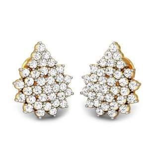 Gracella Diamond Earrings
