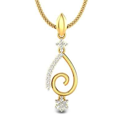 The Diva Diamond Pendant
