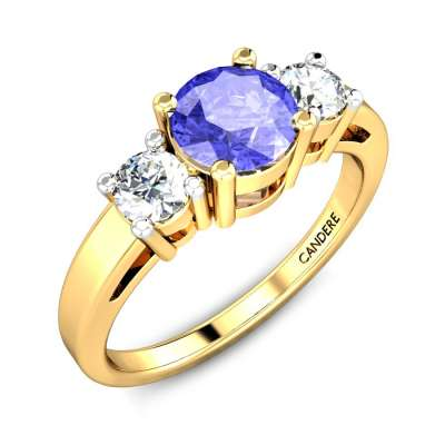 Tanzanite Barrie Ring