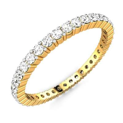 Miche Diamond Eternity Ring