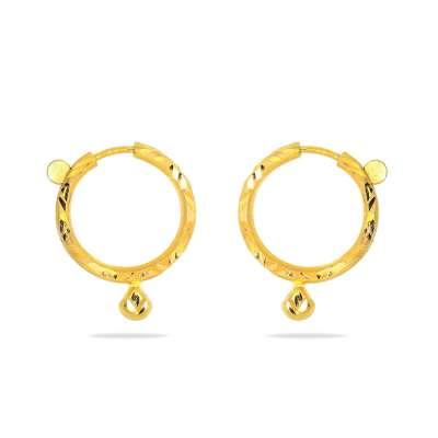 Mittoo Gold Earrings FS