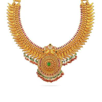 Naruna Nimah Gold Necklace